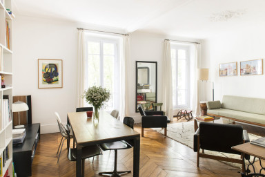 Spacious Design Apartment Boulogne
