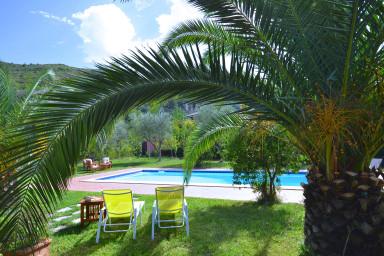 Härlig villa i Cilento National Park med pool och vacker trädgård