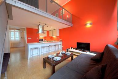Balbinova  apartment in Prague