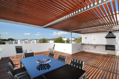 Villa Thalia H en complejo exclusivo Bellresguard