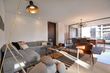 Stylish apartment Two Bedroom near Parque Lleras in Poblado