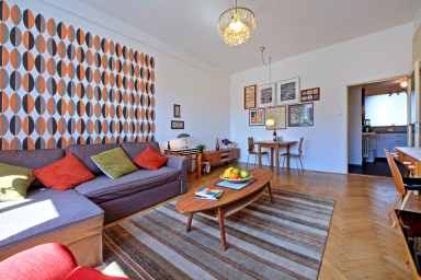 Czecho Retro Apartment