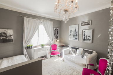 Crystal Apartment in Prague