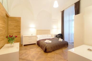Le Pont Apartment in Prague