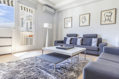 Beautiful and modern 1 bedroom apt in Cannes