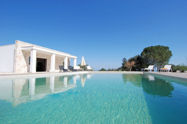 Villa Maremonti: Modern Villa with Private Pool in Monopoli