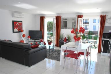 Appartement 4 pièces entièrement rénové - balcon plein ouest