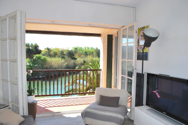 Appartement 3 pièces avec balcon plein Sud