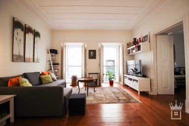 Appartement au coeur de Lisbonne