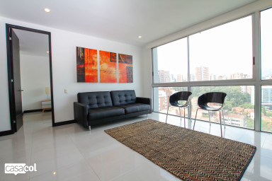 furnished apartments medellin - Nueva Alejandria 1803