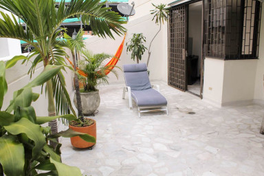 2-Bedroom in El Peñon with Massive Terrace