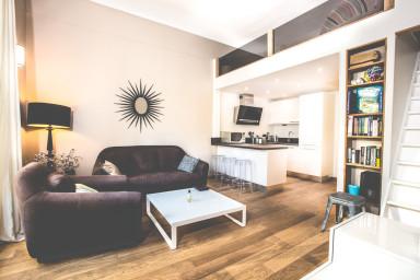 Magnifique appartement accès direct plage La Mala