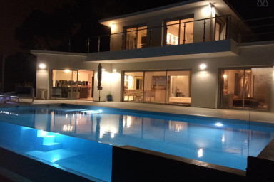 LUXURY VILLA-villa neuve Cannes hteurs, ENG speakg