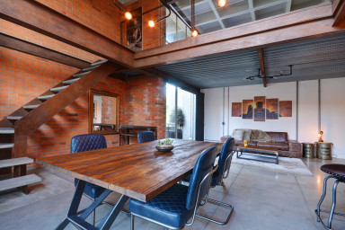 Astorga Lofts 301 Duplex Loft that Oozes Style With Every Detail
