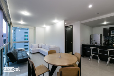 furnished apartments medellin - Nueva Alejandria 604