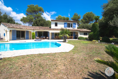 Villa idéal pour vos vacances sur la Côte d'Azur