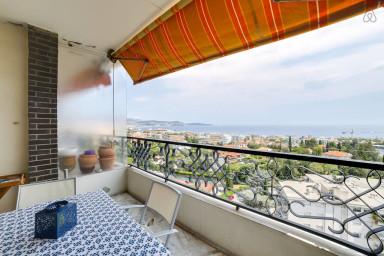 3 pièces balcon vue panoramique