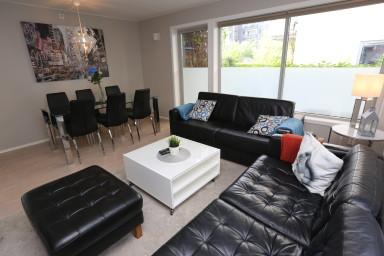 Sonderland Apartments - Platous gate 29-1 (Sleeps 9 - 3 BR)