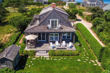 GraySeas Cottage - A Nantucket Cottage with vast ocean views.
