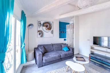 Studio au coeur de Nice, près du port