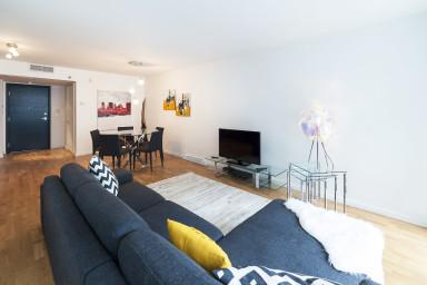 Location condo 1 chambre meublé au Louis Bohème