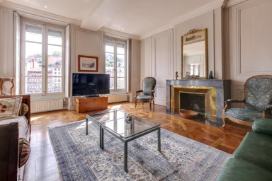 Appartement spacieux 3 chambres
