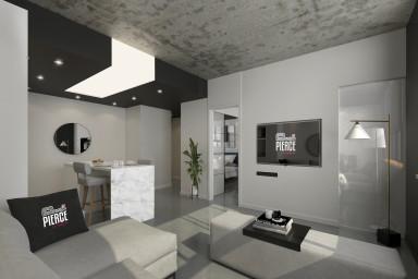 Furnished 1 bedroom Mount Royal