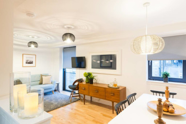 Old Fishmarket Close, Royal Mile- Sleeps 4-6