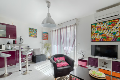 Charming flat - Saint-Victor - Ideally located