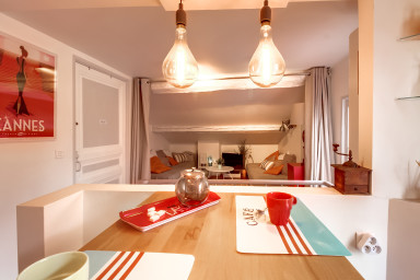 1 BR-Cannes Meynadier - 3 min from the Palais des Festivals - by IMMOGROOM