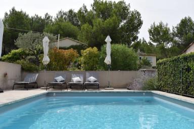 piscine chauffée 4x8