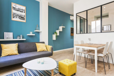 Modern apartment - Old Harbour of Marseille - W263