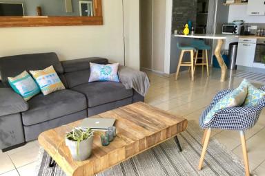 Appartement Little Eden - Tahiti - vue Moorea - 1 ch -  piscine - 4 pers