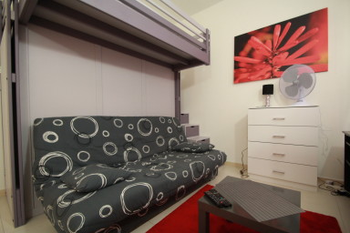 Studio en plein centre ville de Nice - W284