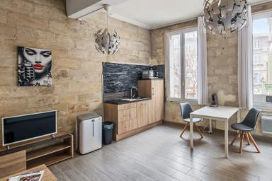 Appartement dans le centre d'Avignon  - W325