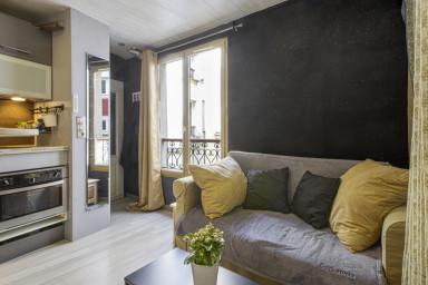 Studio design au coeur de paris - W357