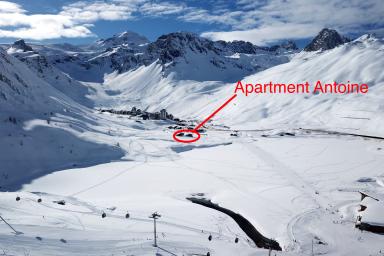 Apartment Antoine
