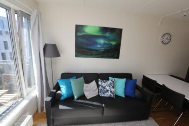 Sonderland Apartments - Platous gate 33-8 (Sleeps 4 - 1 BR)