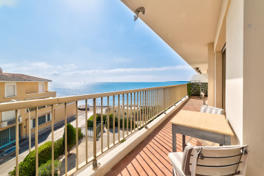 2BR apartment beautiful sea view- Palm Beach- Congress/beaches-By IMMOGROOM