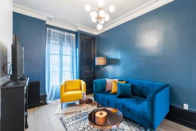 Appartement bourgeois au coeur de Lyon - W402