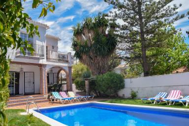 Nerja Paradise Rentals - Villa Flamingo