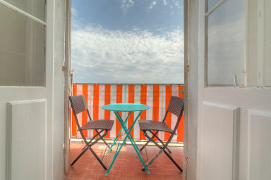 Studio with sea view next to the Palais-CONGRESS/BEACHES-by IMMOGROOM