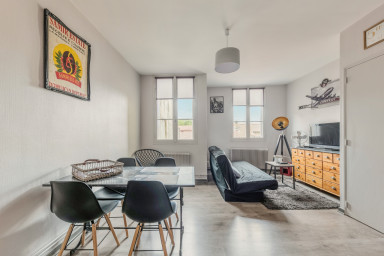 Appartement dans le centre historique d'Avignon - W447