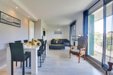 Appartement proche plage de Saint Jean de Luz - W452