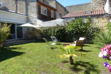 Belle Echoppe Climatisée Jardin