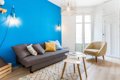 Appartement design au coeur de Marseille - W347