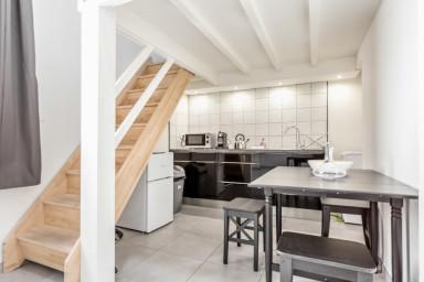 Appartement face au Vieux-Port - W456