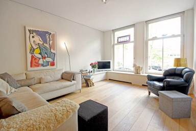 Spacious 2BR apartment with garden | City Centre