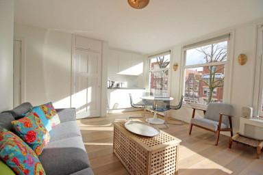 Bright & comfortable apartment in the Jordaan | 4P