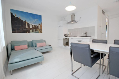 New private comfortable apartment nearby NDSM | 4P